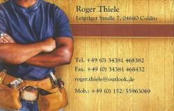 Bau Thiele - Roger Thiele