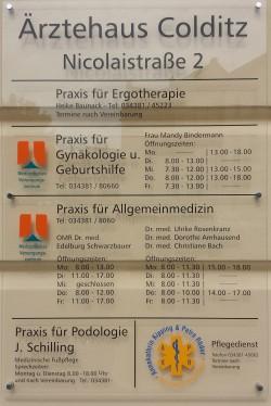 Ärztehaus Colditz